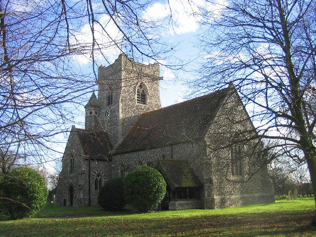 Holy Trinity Church, Pleshey, Essex