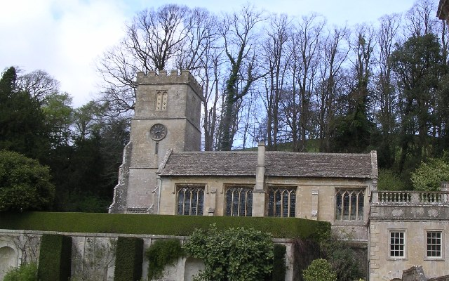 Dyrham Church, St. Peter
