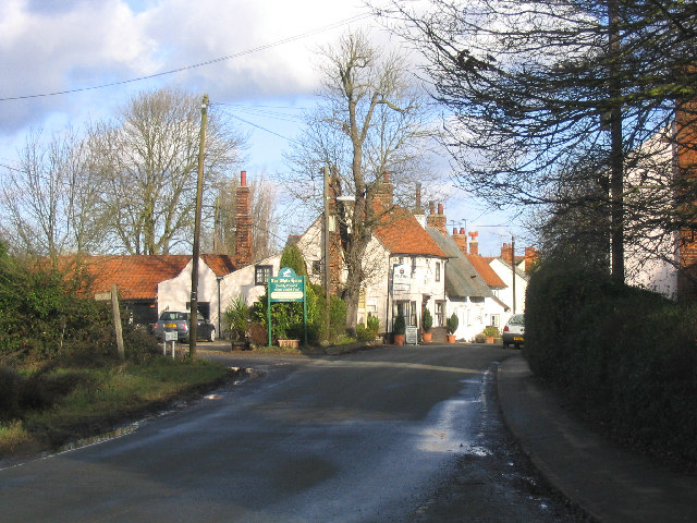 The Street, Pleshey, Essex