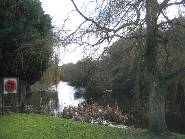 The Moat, Pleshey Castle, Essex