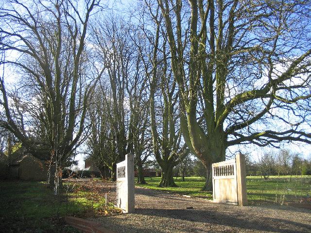 Pleshey Grange, Pleshey, Essex