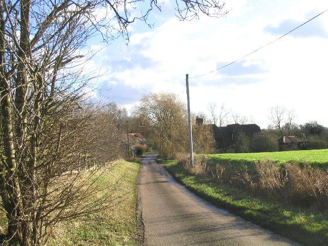 Markhams, near Pleshey, Essex