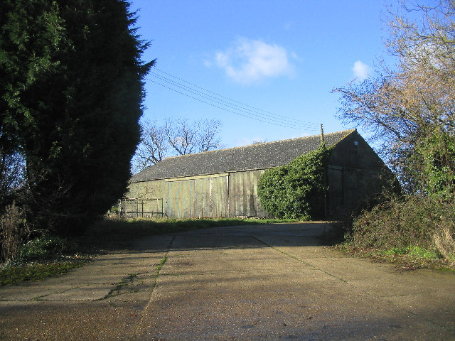 Detached barn, Stagden Cross