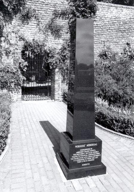 Workers' Memorial