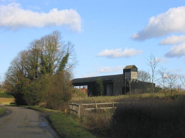 Farm buildings, Lowerhouse Farm, High Easter