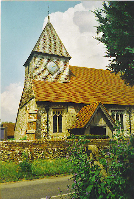 The Church, East Clandon