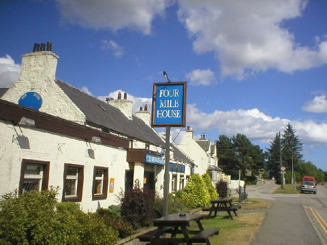 Four Mile Public House, Kingswells