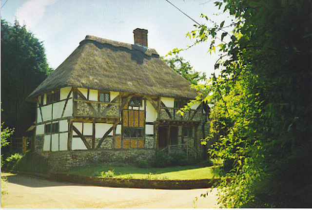 Old Yeoman's Cottage, Bignor.