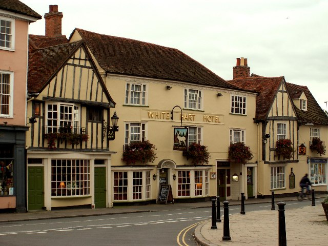 White Hart Hotel, Coggeshall, Essex