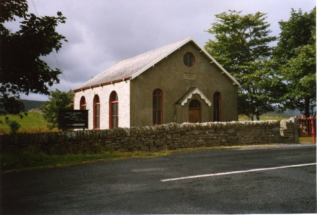 Forest Methodist Chapel