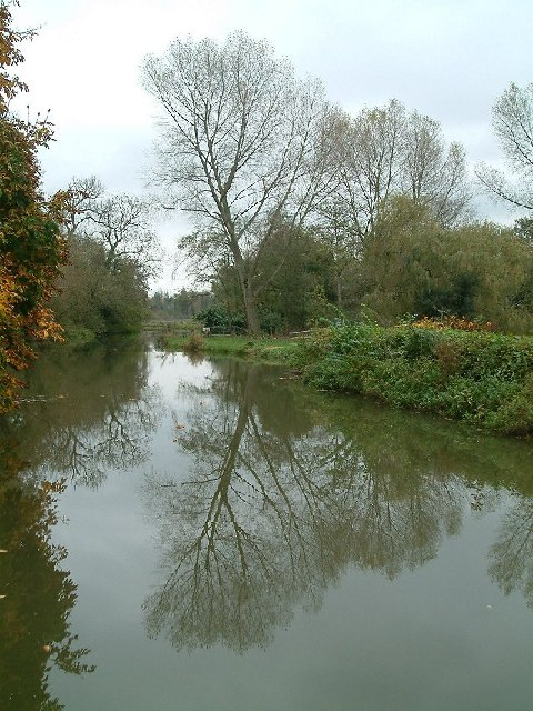 River Ouse at Barcombe Mills