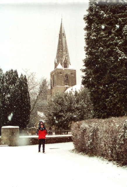 St Mary Magdalene Church in Parish of Mitford