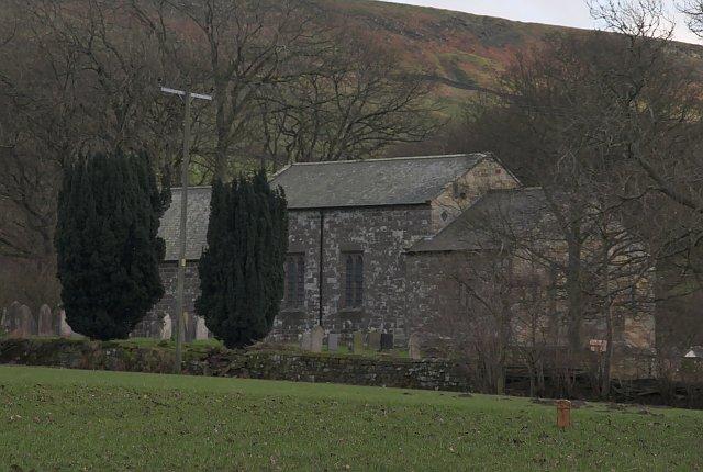 The church at Church Houses