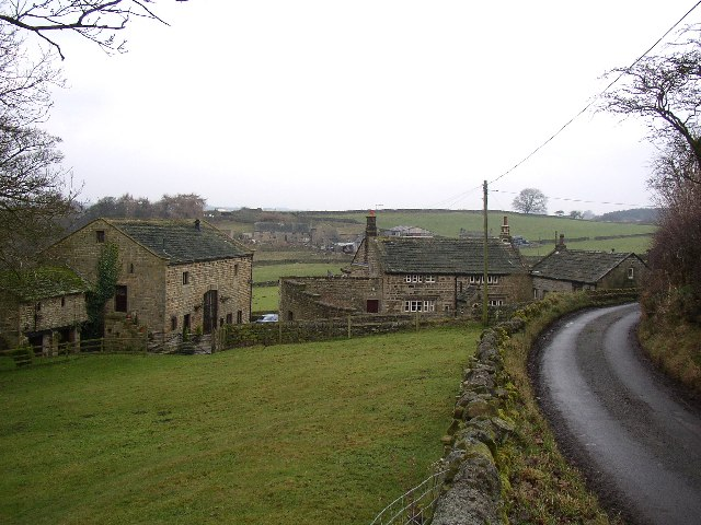 Houses in Norwood, North Yorkshire