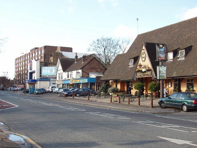 London Road, Hounslow