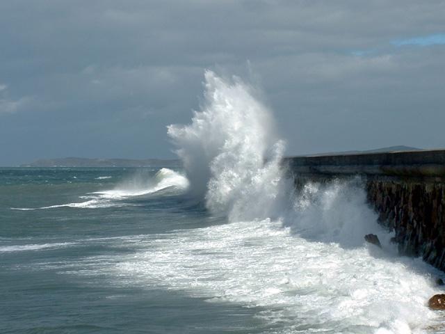 Holyhead breakwater