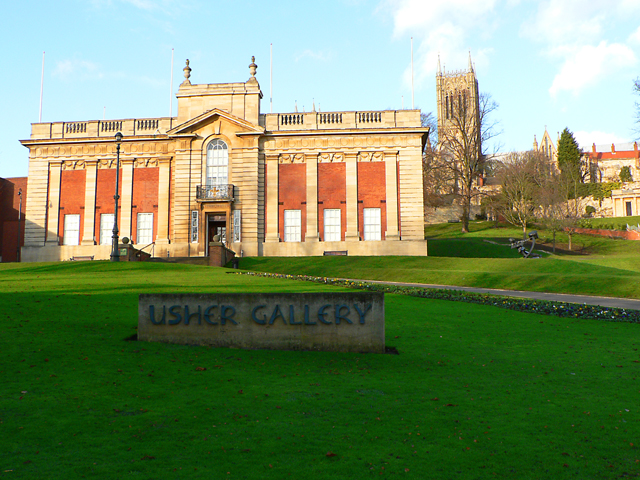The Usher Gallery