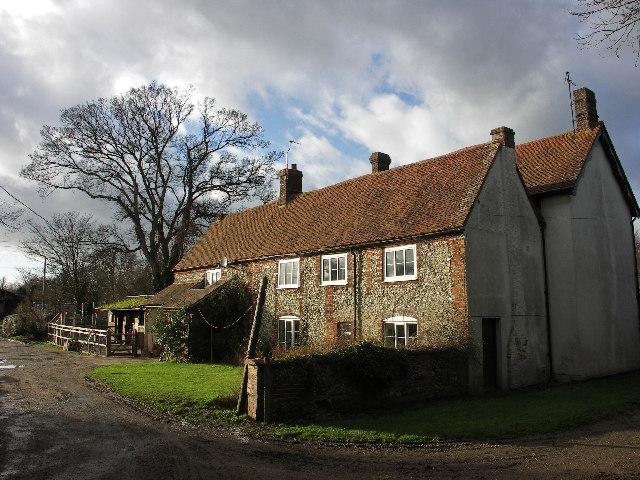 Woodway Farm, Aston Rowant