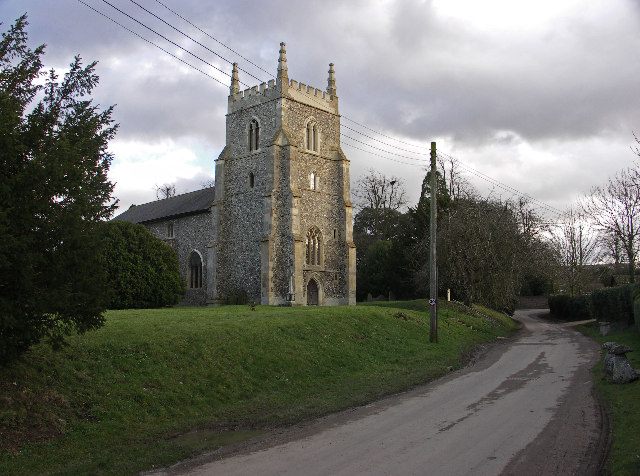 St Peter and St Paul Church, Aston Rowant