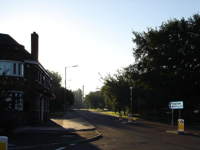 Vigo Lane, Durham Road