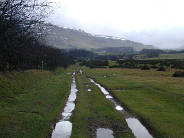 Green Lane, near Brynbolgoed