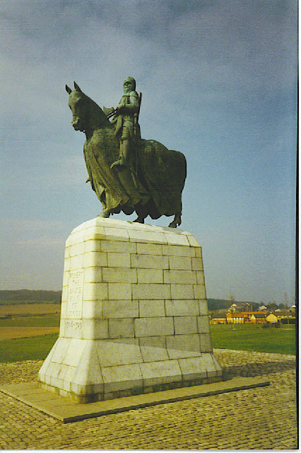Robert the Bruce Statue, Bannockburn