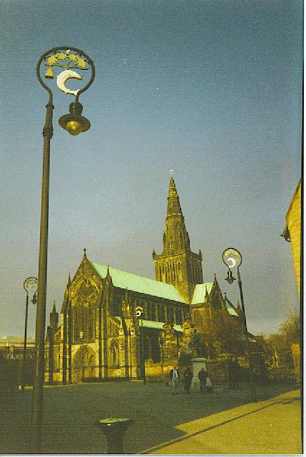 St Mungo's Cathedral, Glasgow