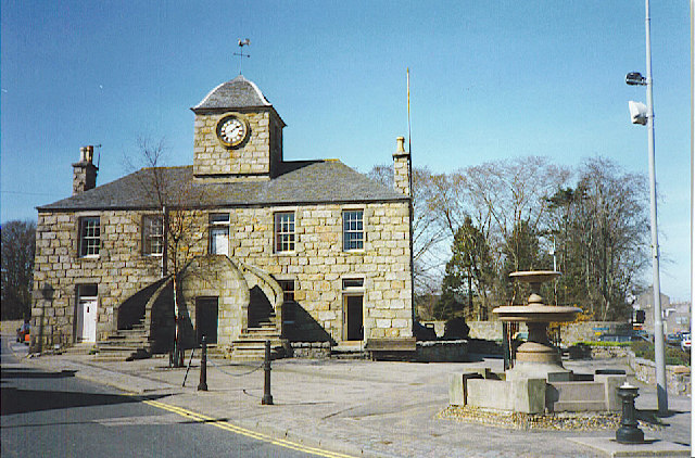 The Town House, Kintore
