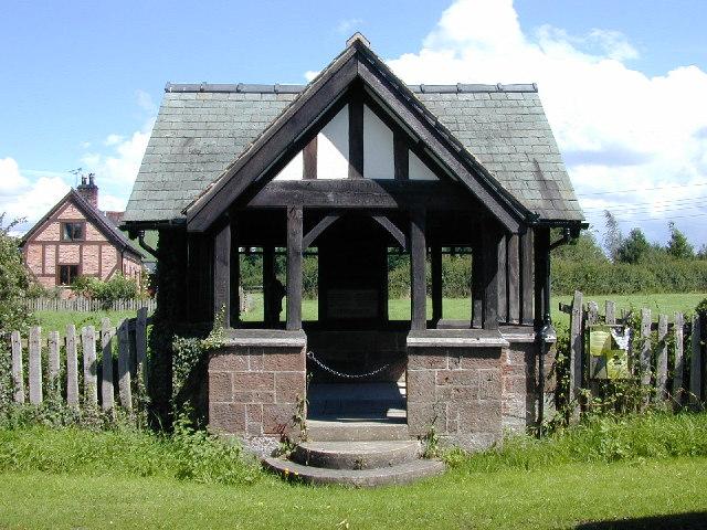 Aldersey Green War Memorial