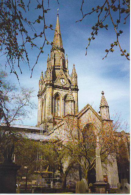 St Nicholas Church, Aberdeen
