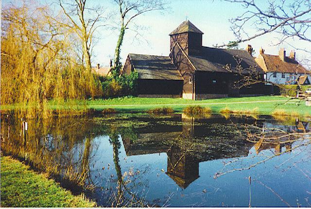 Buckland, Village Pond