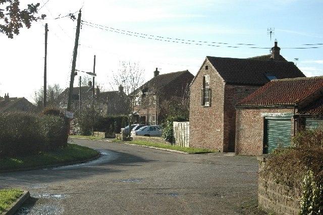 Low Catton village street (part)