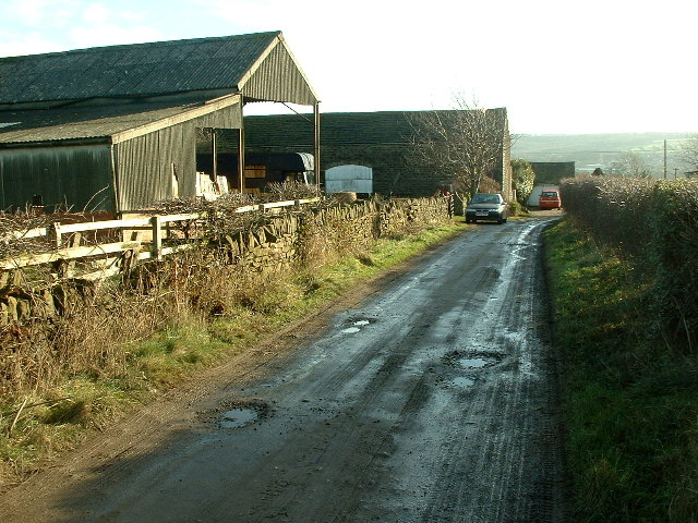 Low House Farm, near Emley