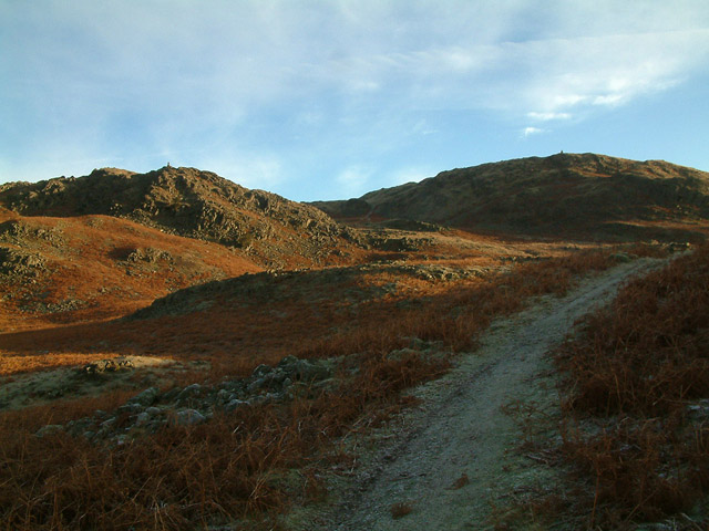 Tarn Hill and Great Stickle