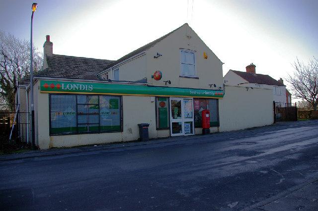 South Killingholme Post Office