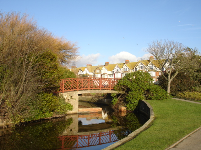 Edgerton Park, Bexhill-on-Sea, East Sussex