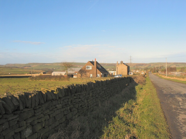 Rural Houses at Fullshaw