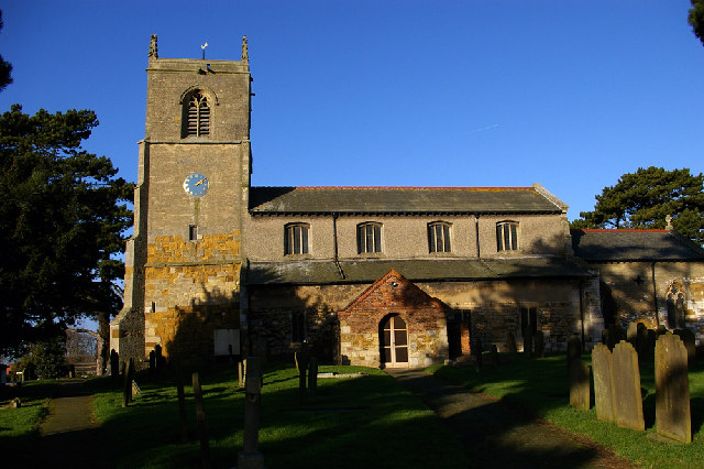 Church of St. Denys, North Killingholme