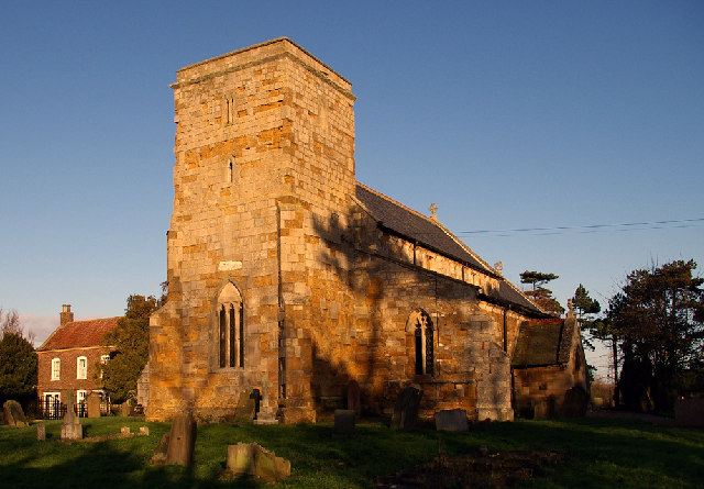 Church of St. Peter, East Halton