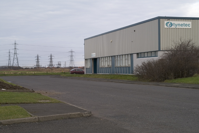 Cowpen New Town Industrial Estate