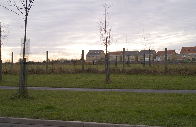 Chase Meadow housing estate, Blyth