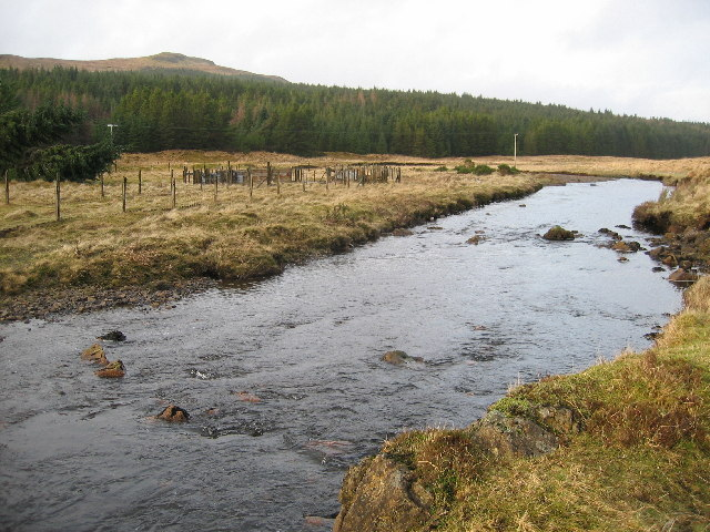 Ford on the Varragill River