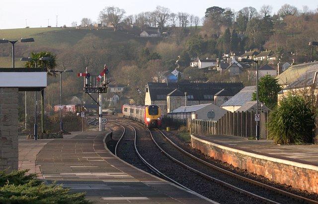 Lostwithiel Railway Station