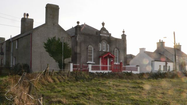 The Chapel, Rhoscolyn.