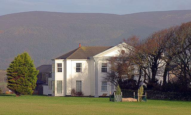 Corvalley House
