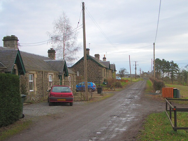 Cottages at Fingask