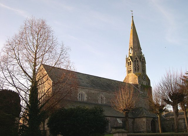 St Bartholomew's Church, Lostwithiel