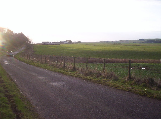 East Balhagarty Farm and Fields
