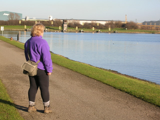 National Water Sports Centre, Holme Pierrepont
