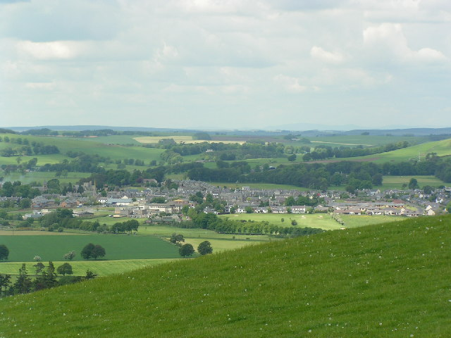 Biggar from Hartree Hills